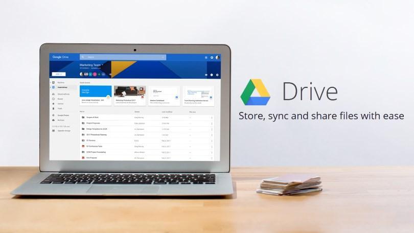 Google Drive desktop app is being shut down