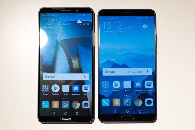 Yesterday was a big day for Huawei, as they have launched their most anticipated flagship devices, Mate 10 and Mate 10 pro.