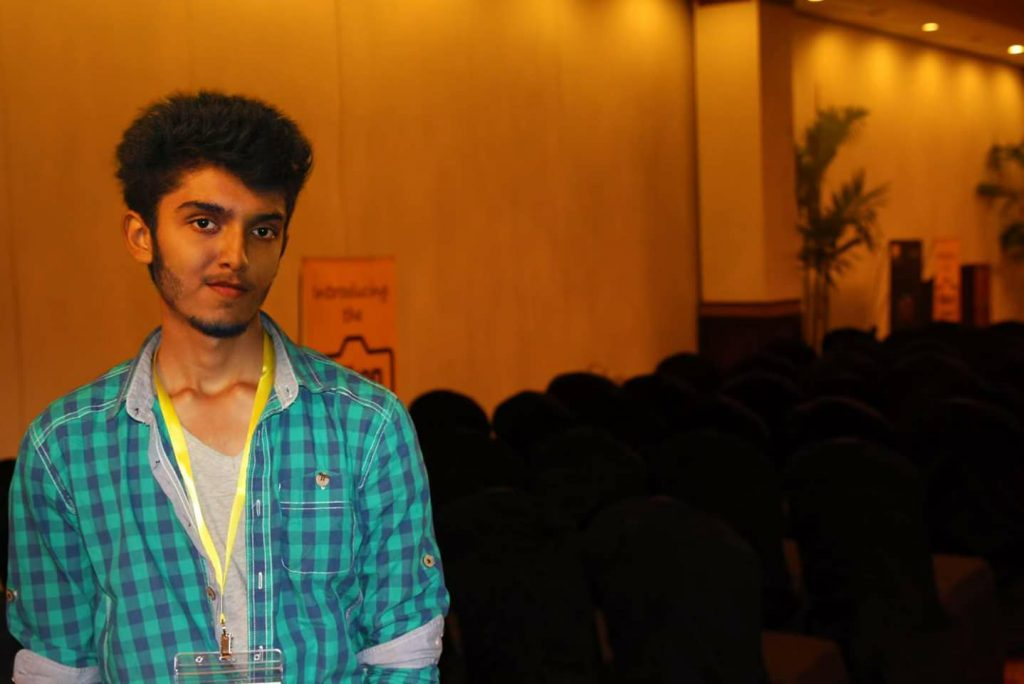 This Pakistani student has developed a full-blown IDE for