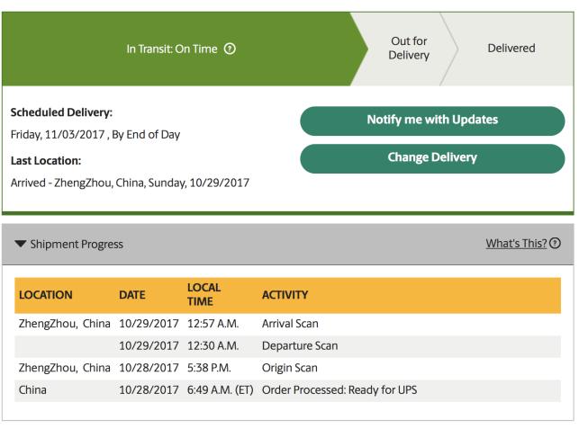 Apple iPhone X shipments