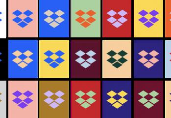 Dropbox new design