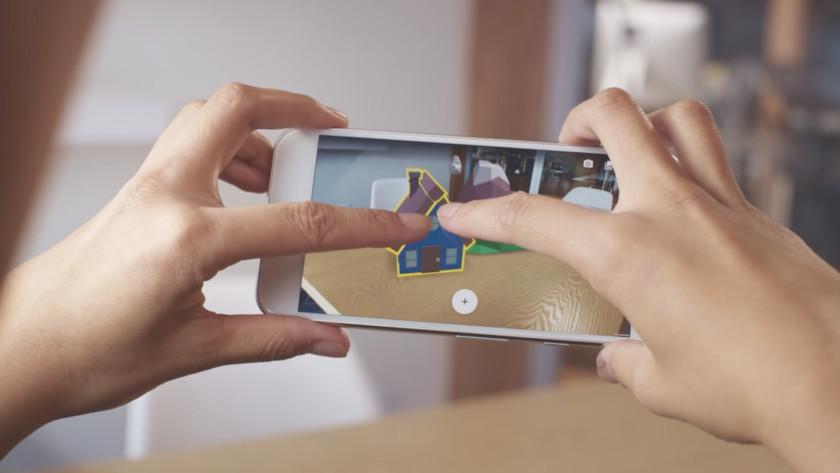 Google ARCore Samsung
