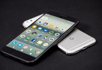Google Pixel 2 XL screen burn issue