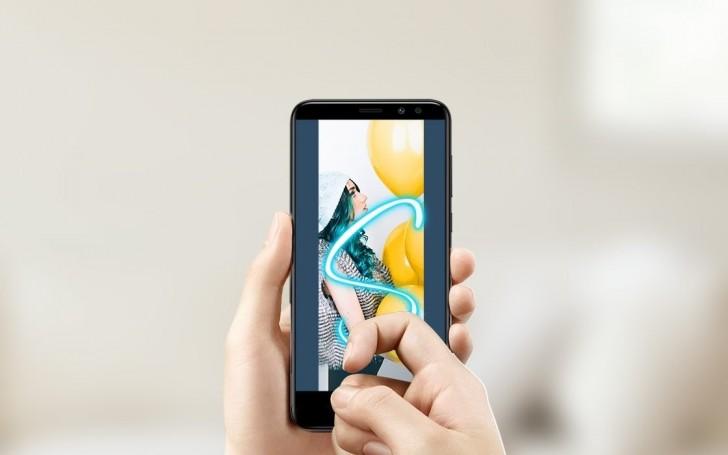 Huawei Gestures
