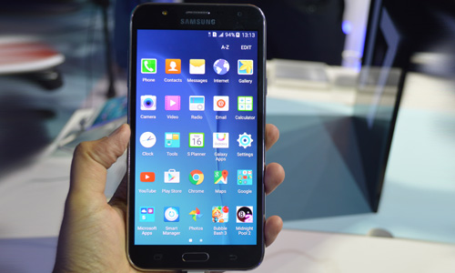 Samsung Galaxy J7 2015 Gets Android Nougat Update