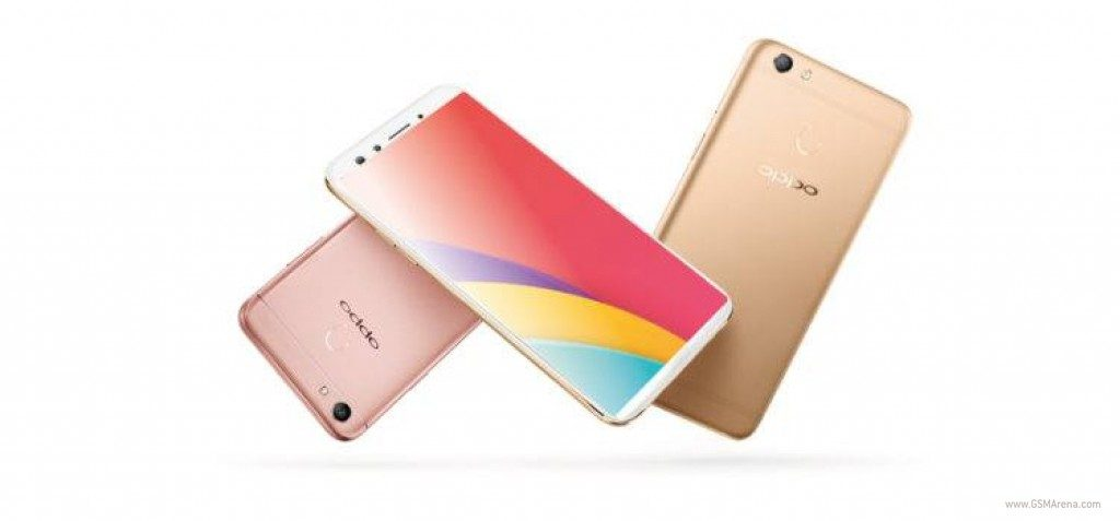 Oppo F5 Selfie-expert leaks with 16 MP dual front camera