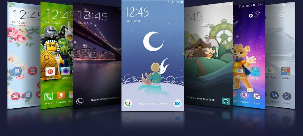 How to create your own theme on Galaxy smartphones