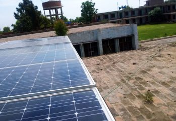 Chief Miniter Punjab, Shahbaz Shareef has declared that around 20,000 schools in remote areas of the province will be converted to solar energy.