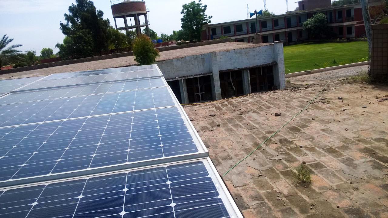 Punjab Govt To Shift 20 000 Schools To Solar Energy