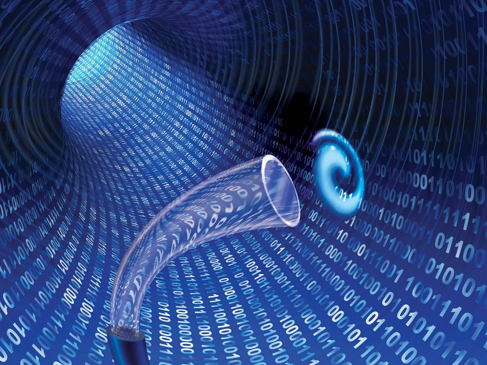 Twisted Light Could Render Fiber Obsolete With Faster, Wireless Data Transmissions