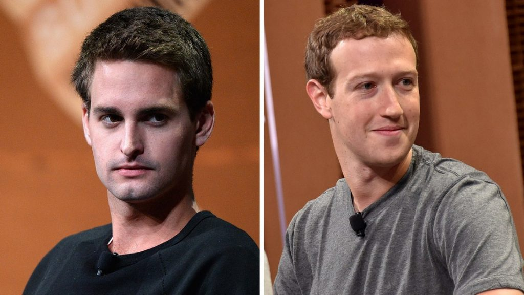 Snapchat ceo does not like the facebook 39 s famous moto for Facebook spiegel