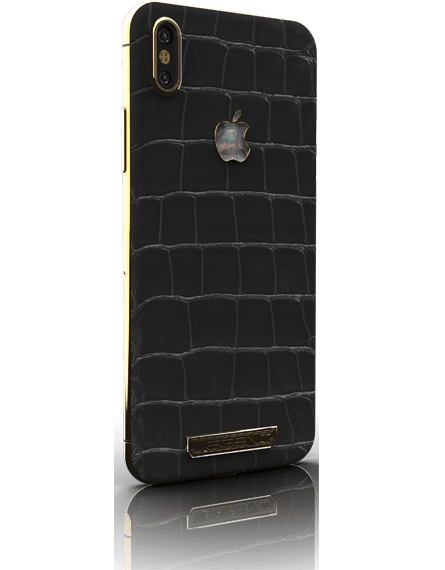 iphone-x-crocodile-leather-case1-min