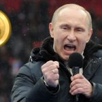Russian President Vladimir Putin has condemned exchanges dealing in the crypto-currency system, saying they might be used for backing terrorism.