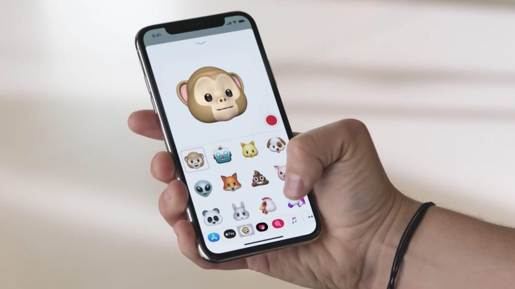 iOS developer creates a stand-alone Animoji app with double