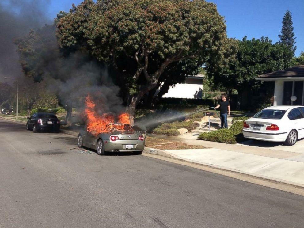 Bmw Issues A Massive Recall For Over A Million Cars Recommends Parking Outside Over Fire Risks