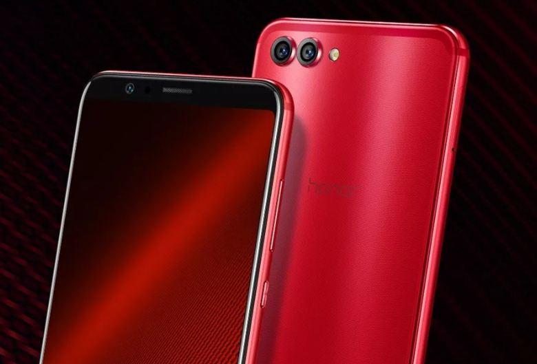 Huawei launches Honor V10 with 18:9 display and Kirin 970