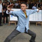 Jack Ma Kung fu movie