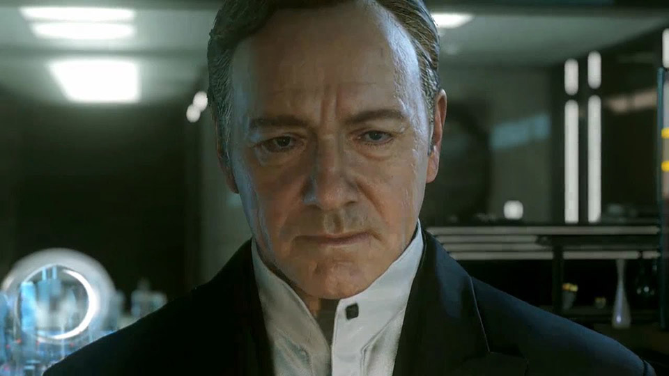 Kevin Spacey-Call of Duty