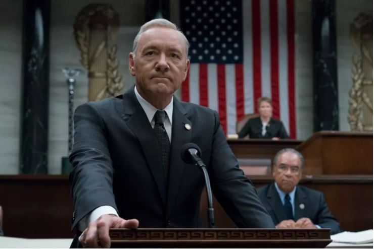 Kevin Spacey-House of Cards-Netflix
