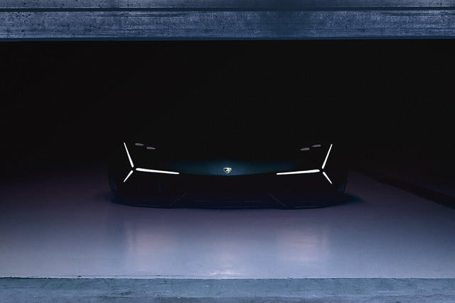 Lamborghini Tease 'Super Sports Car' REVEAL