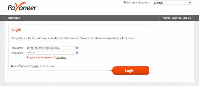 how to close payoneer account