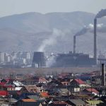 Pollution Google Earth