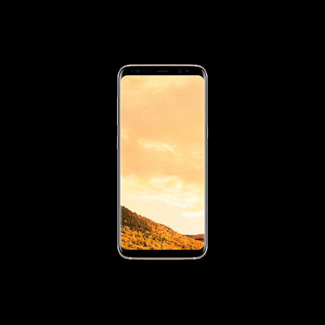 Samsung-galaxy-s8 maple gold