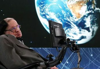 Stephen Hawking Earth