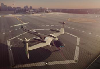 Uber Flying Car