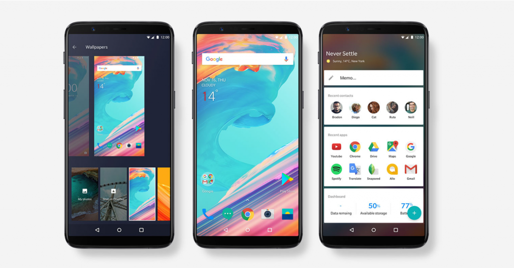 OnePlus 5T Launched; Boasts Big Display & 8 Gigs RAM