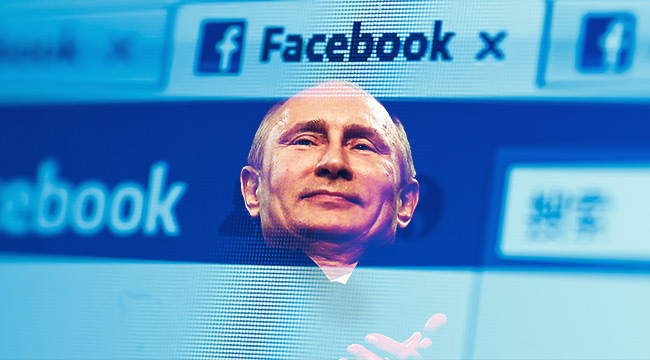 Facebook will soon alert users who liked a Russia-linked page