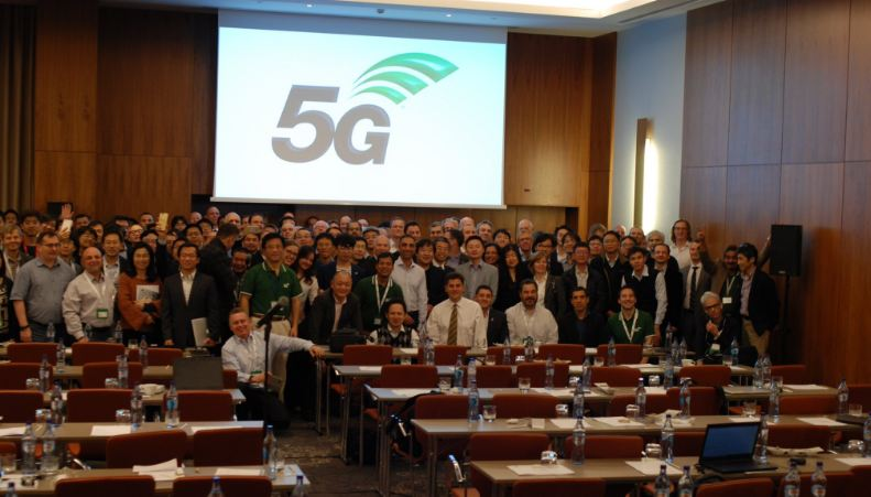 The first 5G spec has been approved