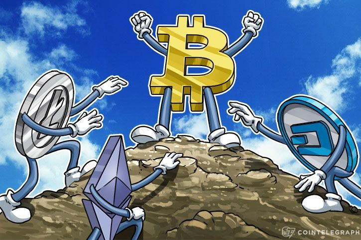 Bitcoin position gets weaker as other cryptocurrencies stand firm ccuart Image collections