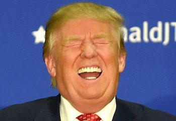 trump-laughing