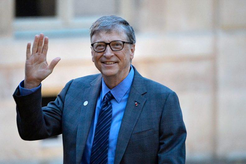 Bill Gates appreciates Pakistan's Prime Minister
