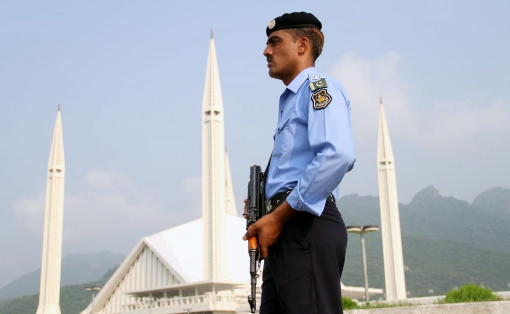 Islamabad Police introduces an Android app to help citizens