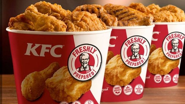 KFC is accepting Bitcoin for fried chicken in this country