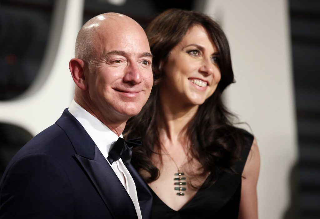 Amazon CEO Jeff Bezos donates $33 million to send Dreamers to college