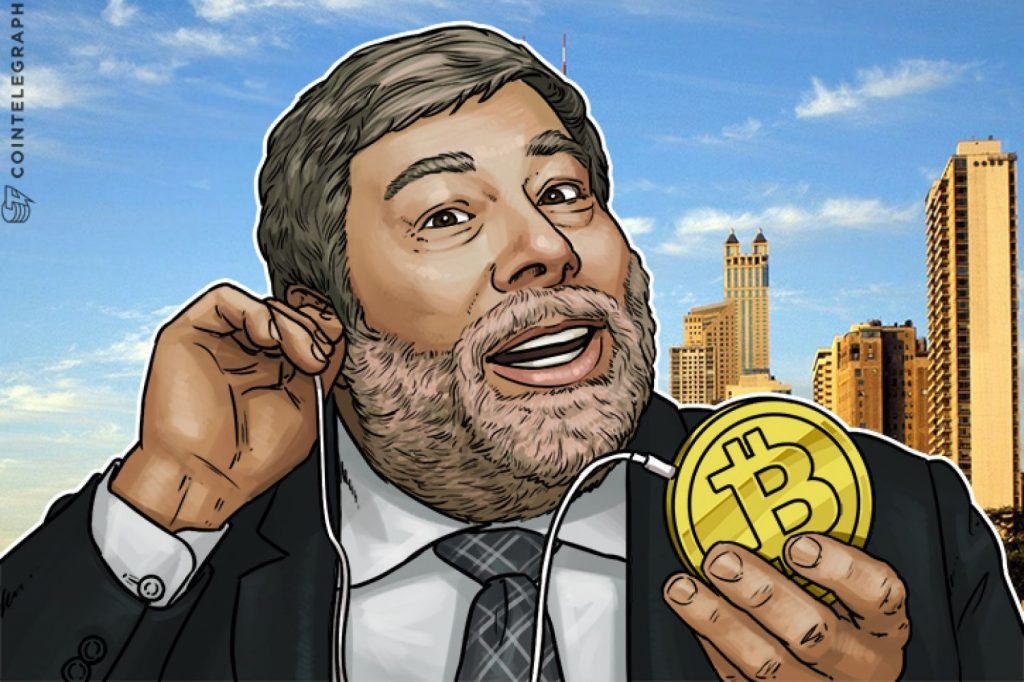 Seven Bitcoin Were Stolen From Steve Wozniak Through Cryptocurrency Fraud