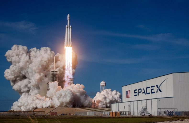spacex falcon heavy rocket - photo #30