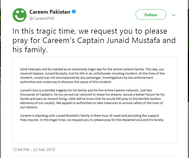 Careem Announcement