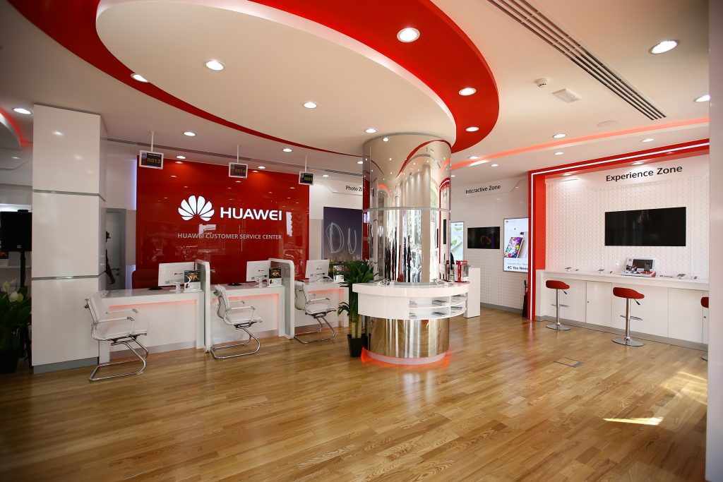 Huawei launches its first ever experience store in Pakistan