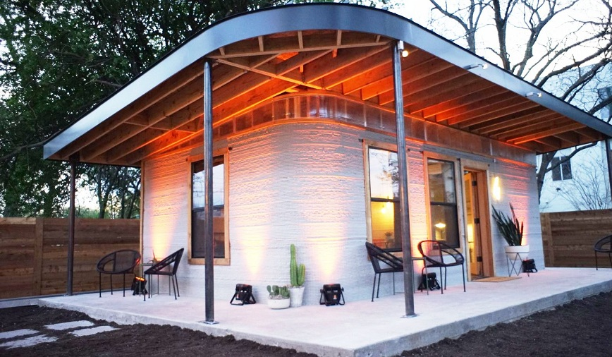 A $4000 3-D printed home still has some big barriers to overcome