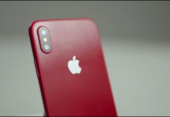 iPhone X (RED)