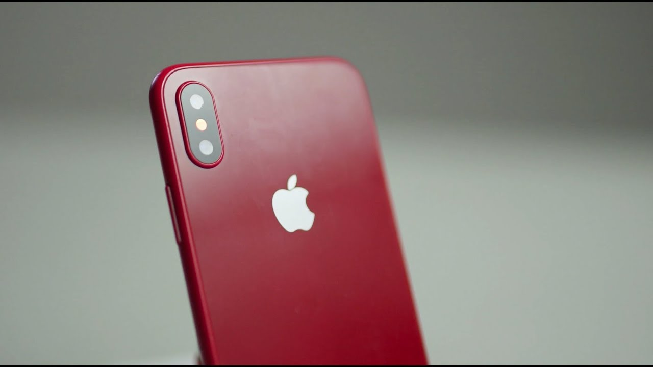 Apple Might Launch A New Color Variant Of Iphone X