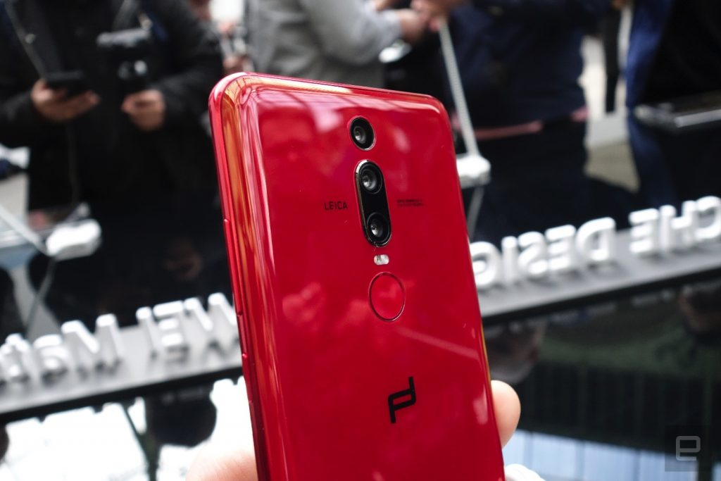 Huawei launches the most powerful camera smartphones: P20, P20 Pro
