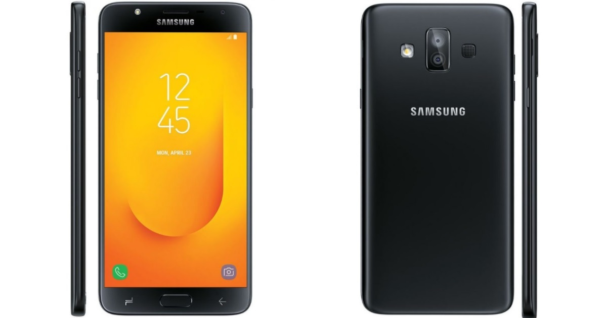 Samsung Galaxy J7 Duo Wallpapers: Samsung Unveils Galaxy J7 Duo With 4GB RAM And Dual Cameras