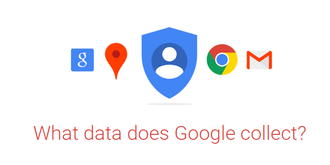 Google collects 10 times more data than Facebook and then ...