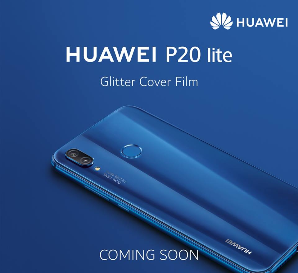Huawei P20 Lite with a 20MP front shooter is coming to Pakistan