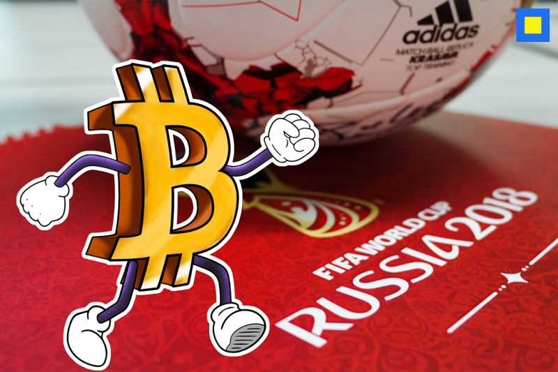 CryptoCup is offering free Bitcoins for betting on FIFA 2018